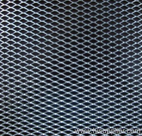 standard aluminum expanded metal meshes