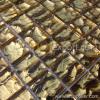 Gold Mosaic, Golden Mosaic, Glass Mosaic Tile