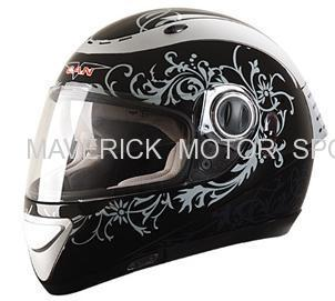 DOT Full Helmet