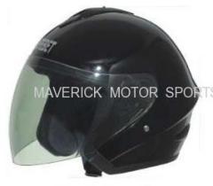 Open Half Helmet