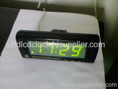 led alarm clock