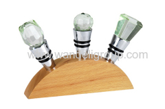 three-piece Wine Stoppers