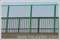 Bridge Mesh Fences
