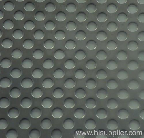 round hole perforated metal meshes