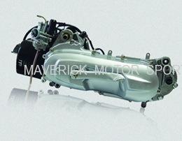 50cc GY6 Engine
