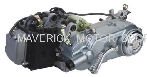125cc GY6 Engine