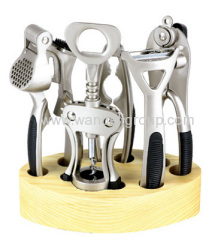 zinc-alloy corkscrew