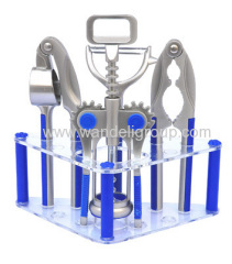 Four-piece Corkscrew Set