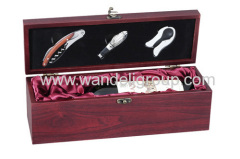 3-piece wine tool set