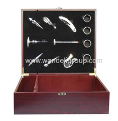 8-piece wine set tool