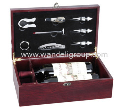 wine box gift set