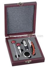 5-piece Wine Tool Set