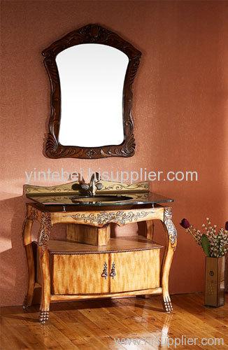 Classic vanity