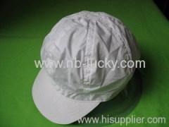 cotton fabric hat