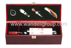 4pc wine set tool
