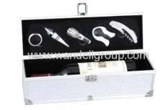 5piece wine tool set