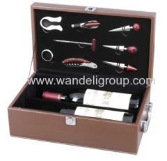 2bottle wine set tool