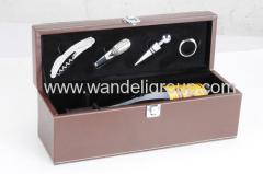 one bottle wine tool sets