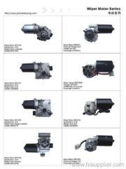 special wiper motors