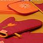 Oven Mitten & Double Oven Glove