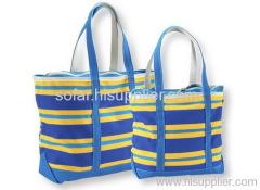 Canvas Tote Bag/ Cotton Grocery Bag/ Beach Bag/ Diaper Bag/ Boat Bag