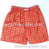 Boxer Short & Cargo Shorts