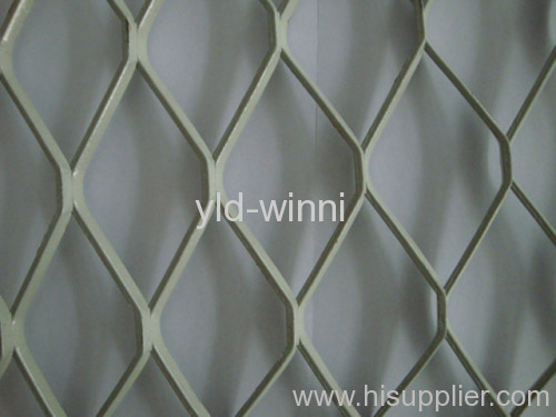 powder coated expanded metals