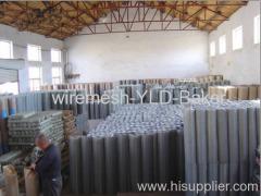 electro-galvanizd welded wire mesh