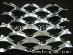 expanded aluminum metal mesh