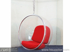 HANGING BUBBLE CHAIR,ACRYLIC BUBBLE CHAIR,BUBBLE BALL CHAIR