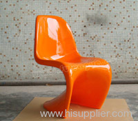 PANTON CHAIR,FIBERGLASS PANTON CHAIR,DINING PANTON CHAIR