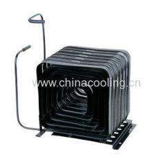 Spiral Condenser freezer plate condenser manufacurer