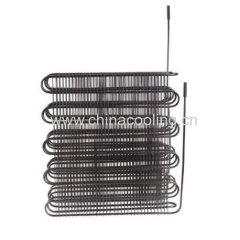 freezer condenser condensador folded condenser condenseur wire kondensor