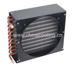 Fin Condenser with cover