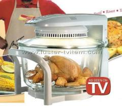 Flavorwave Turbo Platinum Digital Halogen Oven