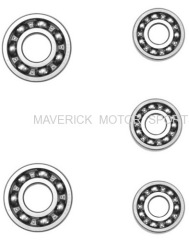 Ball bearing for GY6 engine