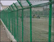 Wire Mesh Fencings