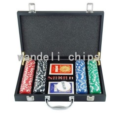 11.5g Dice Poker Chip Set
