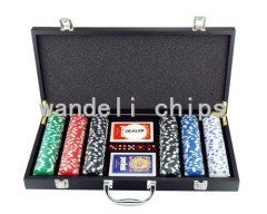 dice striped poker