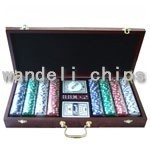 Casino chip sets