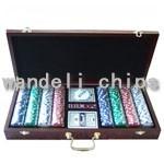 Casino chip sets