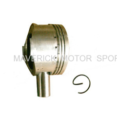 GY6 piston assy