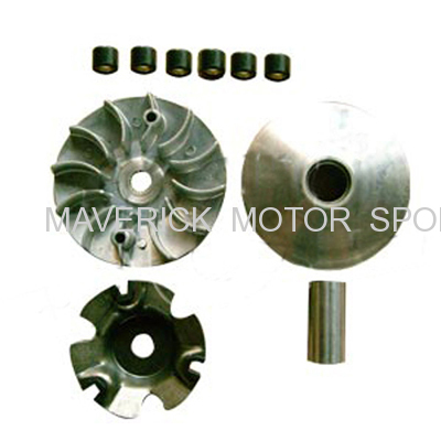 GY6 150cc Variator Assembly