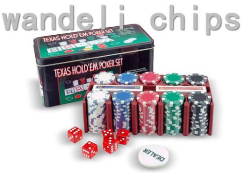 paulson pokers chips