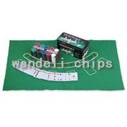 11.5g poker chips set