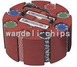 discount poker chips set