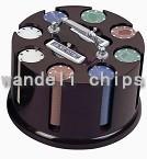 professional poker-chip