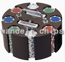 400 piece poker chip