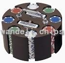 400 piece poker chip