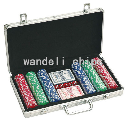 coin inlay poker chip sets